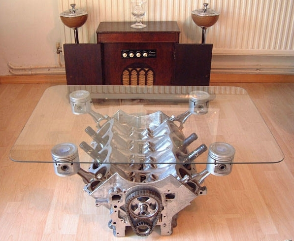 V12 Engine Coffee Table Build Page 2