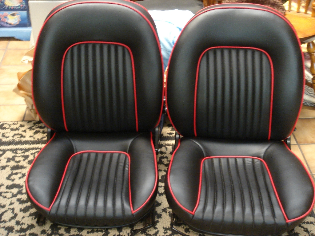 69 Spider New Seats Alfa Romeo Bulletin Board Forums I Just Picked Up My At The Upholstery Shop They Turned Out Way Nicer Than What Pictures Show