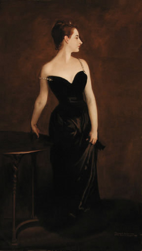 John Singer Sargent Madame X Madame X  an oil painting by