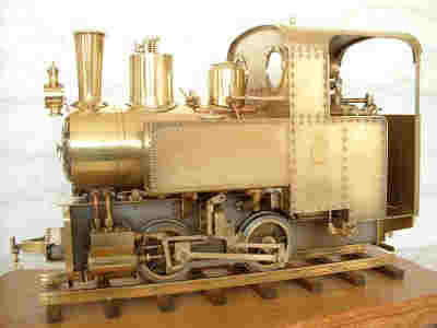 Small-Scale Live Steam Manufacturers and Suppliers